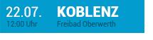 SunBeach Festival Koblenz